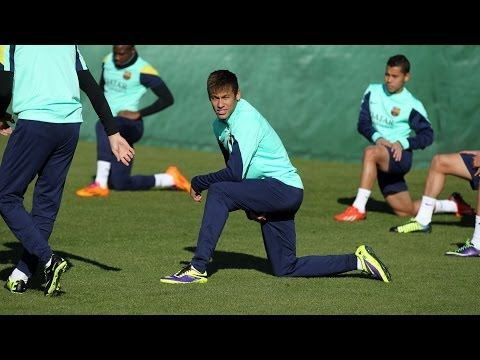 FOOTBALL -  Training session 07/10/2013 - http://lefootball.fr/training-session-07102013/