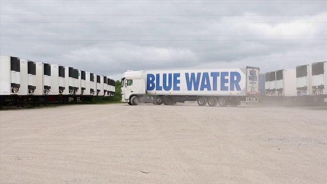 BLUE WATER SHIPPING (Corporate-film) by Skovdal & Skovdal.