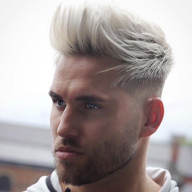 32 Beste Männer Frisuren Kurz 2020 in 2020 | Fade haircut ...