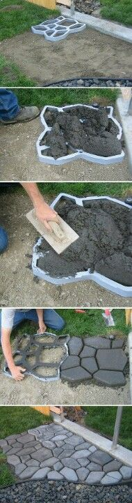 Stamped Concrete How-To