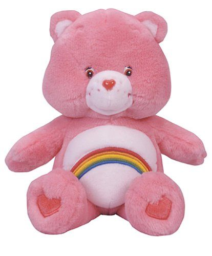 Care Bears Belly Badge Rock DVD & Plush Giveaway (ends 10/28/14)