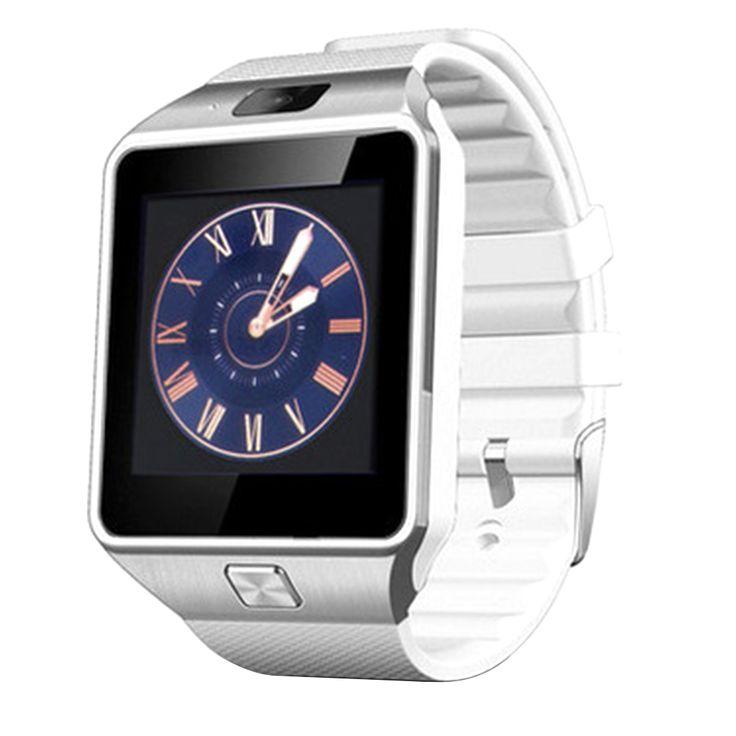Fashion BlueTooth Touchscreen Watch Smart Watch Phone Camera Support SIM Card