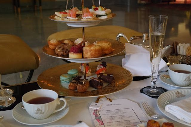 M&A: Afternoon Tea | Ritz Four Seasons Hotel Lisboa