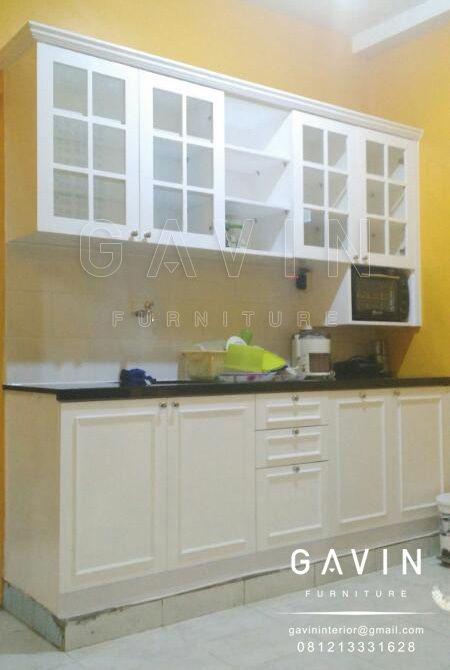 Kitchen Set Duco Putih Berikut Ini Adalah Salah Project Gavin
