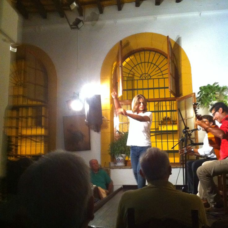 Flamenco in Puerto, July 2014