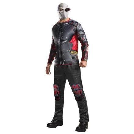 Disfraz de Deadshot Escuadrón Suicida para hombre