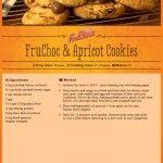 FruChocs Cookies