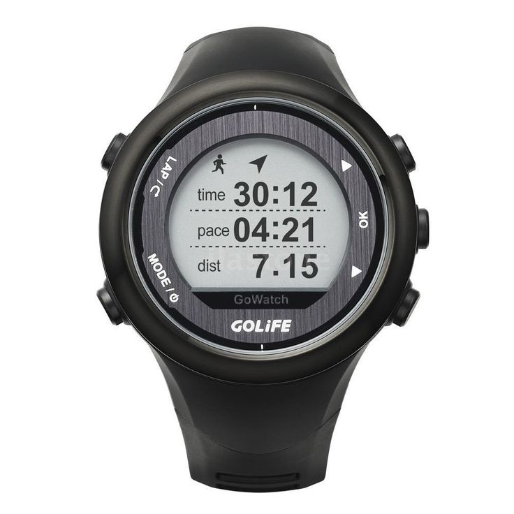 Details about GOLiFE GoWatch 820i GPS Sports Watch Running ...