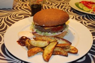 Marias Madside: Burgerdressing
