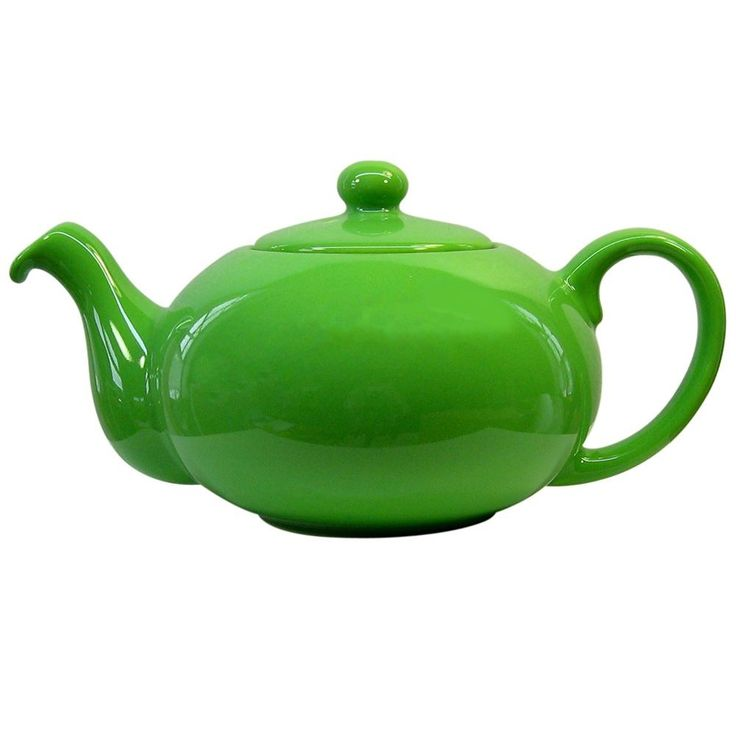 Fun Factory Light Green Teapot - 0.8lt