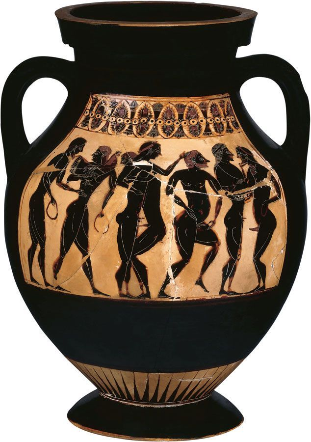 Home Greek Pottery Black Figured Pottery Black Figured Amphora Greek Pottery Ancient Greek Pottery Ancient Greek Art