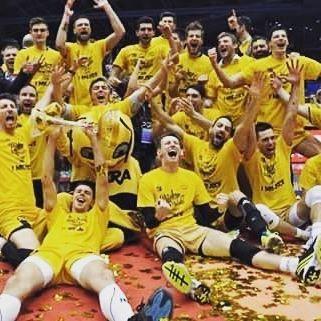Puchar Polski zdobyła Skra!! Brawo wy !!♥♥