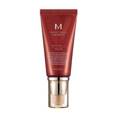 Missha M Perfect Cover BB Cream SPF 4…