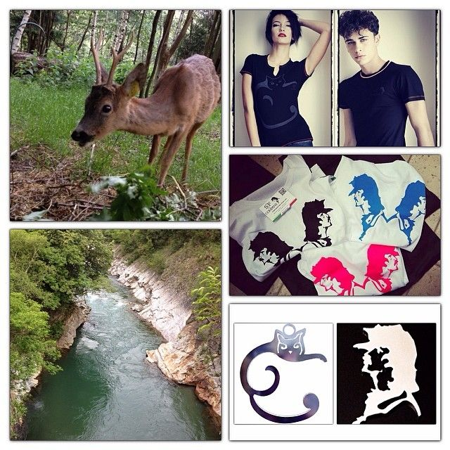 SJF Company - Wilde & Free - Stop Cruelty & Respect Nature - Just Italian Style www.sjfcompany.it