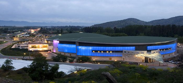 #Monticello Casino and Resort in Central #Chile - #Pinterest-Casinos-About-Chile