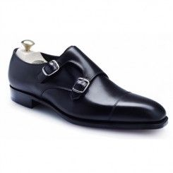 Brand new shoes Edward Green Westminster Black. This monk strap shoe available in black calf is made from last 888. It's very elegant and versatile, a shoe that looks great with anything from suits to jeans.Visit now http://www.ashtonmarks.com/mens-shoes/monks/edward-green-westminster-black