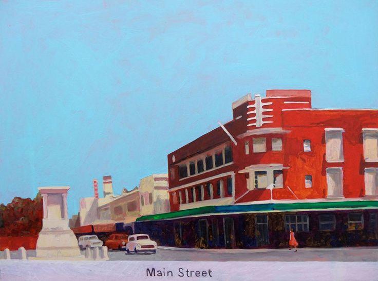 Maz Dixon Main Street | Art Pharmacy