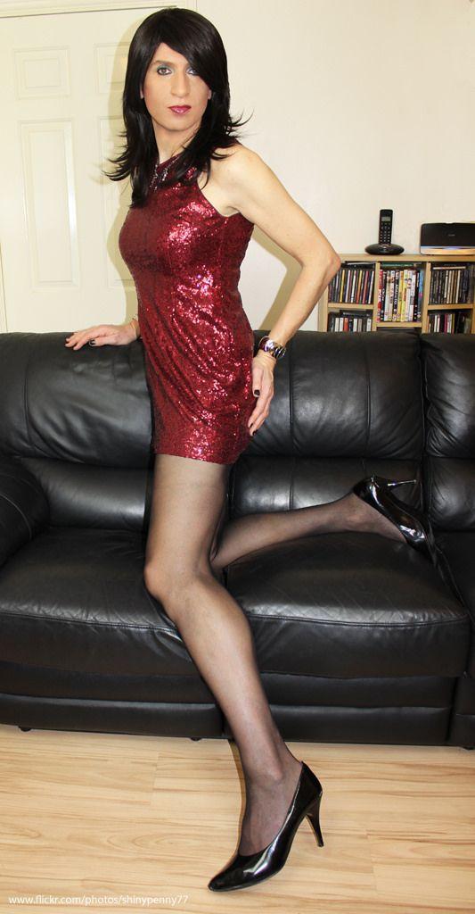 Let's be candid.   Xdress   Formal dresses, Crossdressers ...