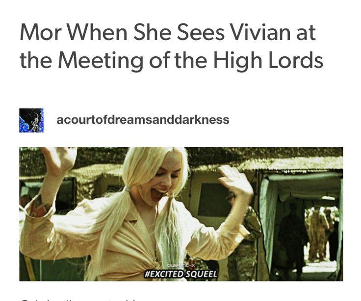 Mor and Vivane ACOWAR