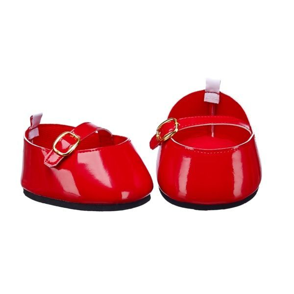 Red Mary Jane Shoes,