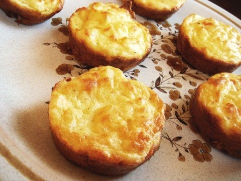 Mashed Potato Puffs | Favorite Recipes | Pinterest
