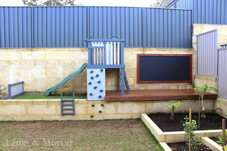 Lime & Mortar: Outside: Kids Play Area