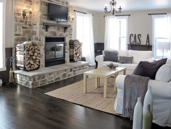 Now that the weather is turning cooler and autumn has settled in the chill in the air is forcing us to look for warmth indoors. Fireplaces, outdoor fire p
