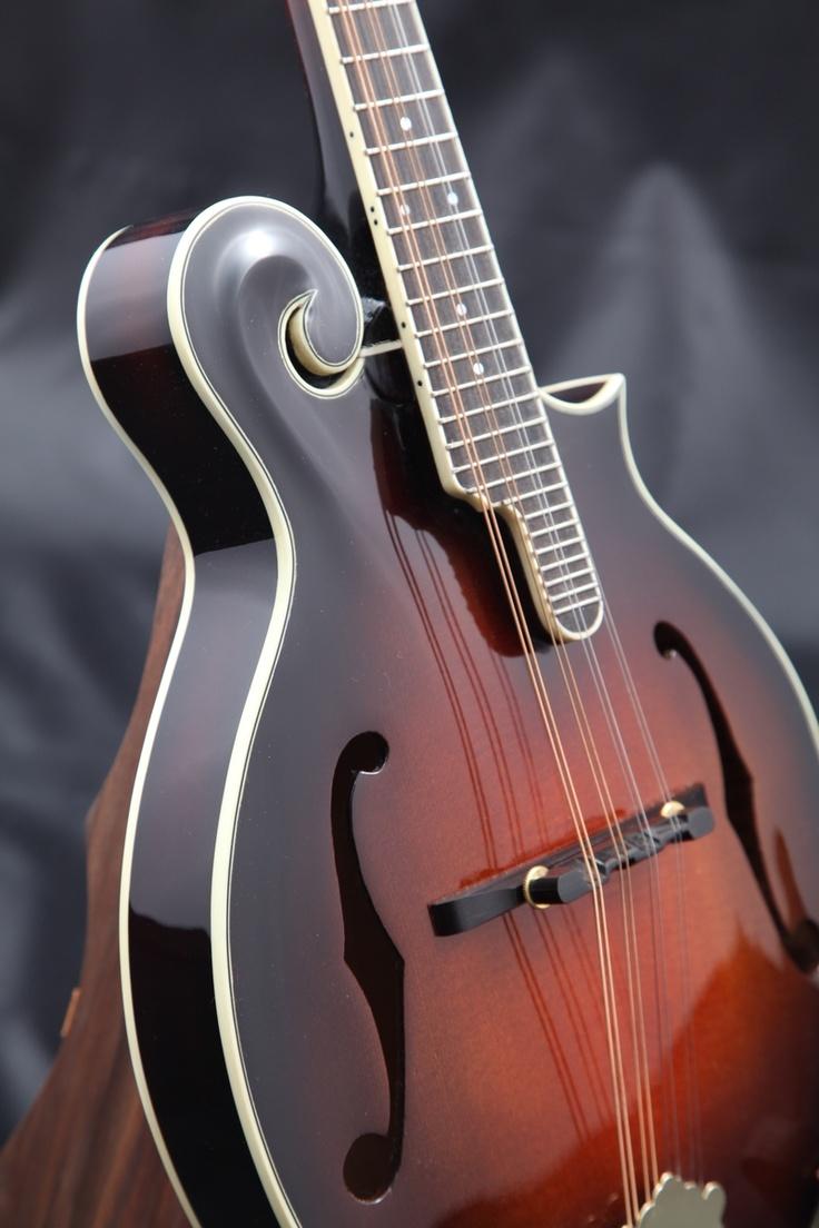 F-style Mandolin