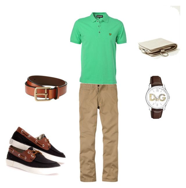 For my boy by barbaranecho on Polyvore featuring Polo Ralph Lauren, Uniqlo, Lyle & Scott, Maison Margiela and D&G