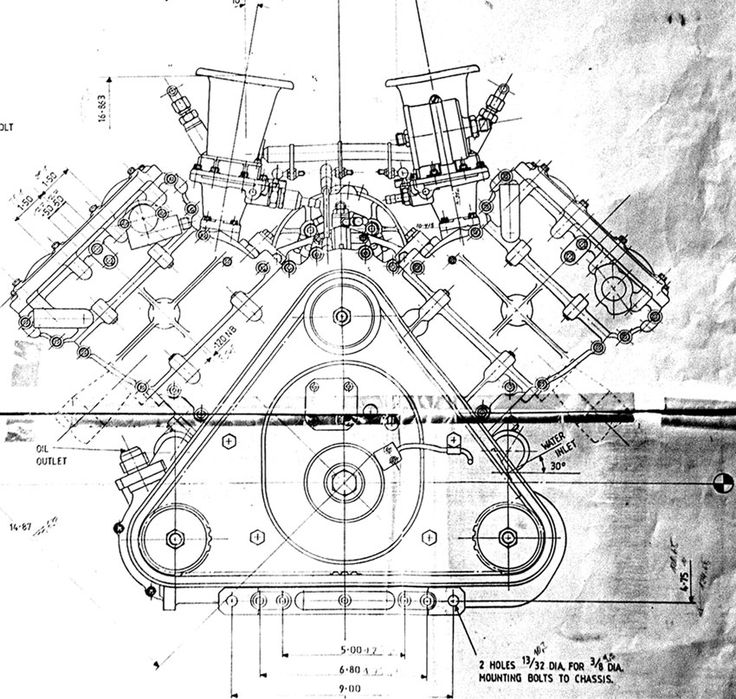 cosworth blueprints