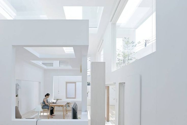 japansk arkitektur_N hus__5_376.jpg   A house that combines outside and inside space.