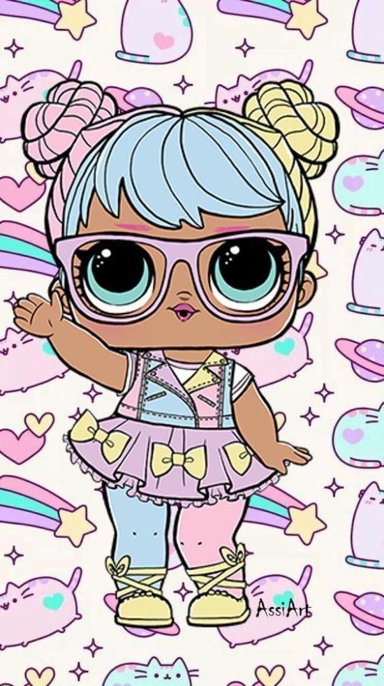 40 Bilder von Lol Doll – Die Schönste und Niedlichste   – Lol doll cake