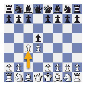 Queen's Pawn Game: 2.c4 gives us the Queen's Gambit