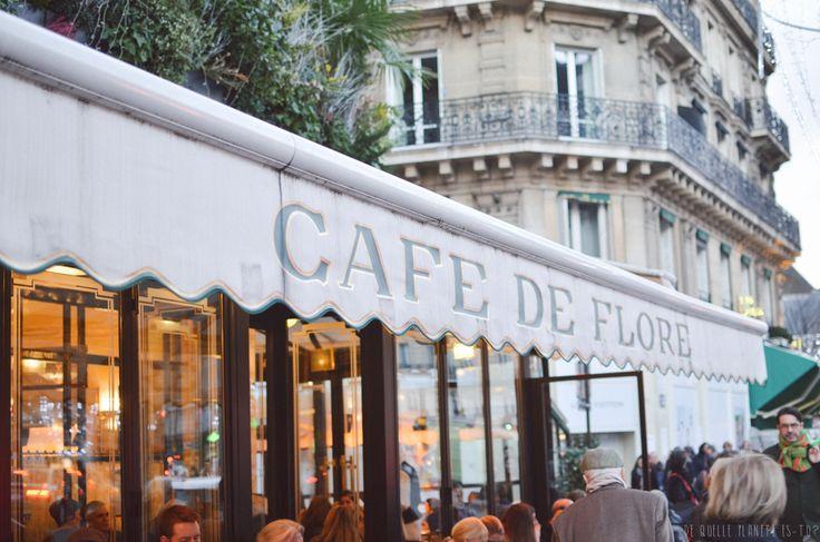 cafe de flore / paris (de quelle planete es-tu?)