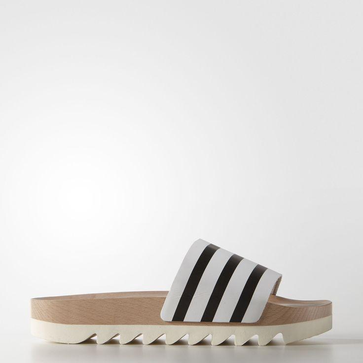 adidas - adilette Wood Slides