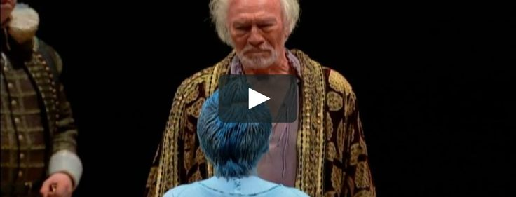 This excerpt from THE TEMPEST (Stratford Shakespeare Festival production, directed by Des McAnuff, music by Michael Roth), features Christopher Plummer as Prospero,…