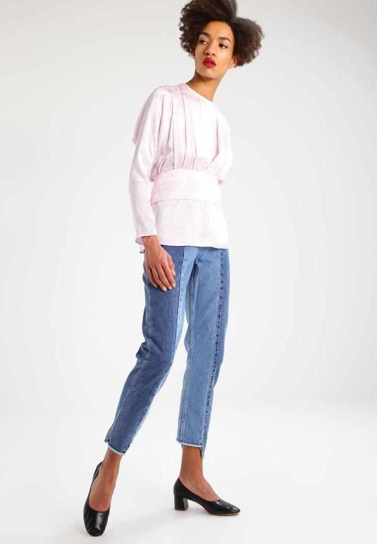 ¡Cómpralo ya!. Topshop BOUTIQUE Blusa light pink. Topshop BOUTIQUE Blusa light pink  Ropa   | Material exterior: 100% viscosa | Ropa ¡Haz tu pedido   y disfruta de gastos de enví-o gratuitos! , blusas, blusa, blusón, blusones, blouses, blouse, smock, blouson, peasanttop, blusen, blusas, chemisiers, bluse. Blusas  de mujer color rosa de Topshop BOUTIQUE.