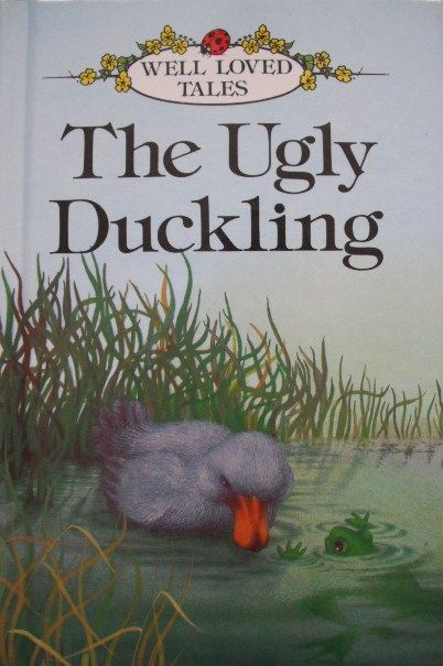 """""""The Ugly Duckling"""", by Lynne Bradbury, published by Ladybird Books Ltd Well loved tales"""