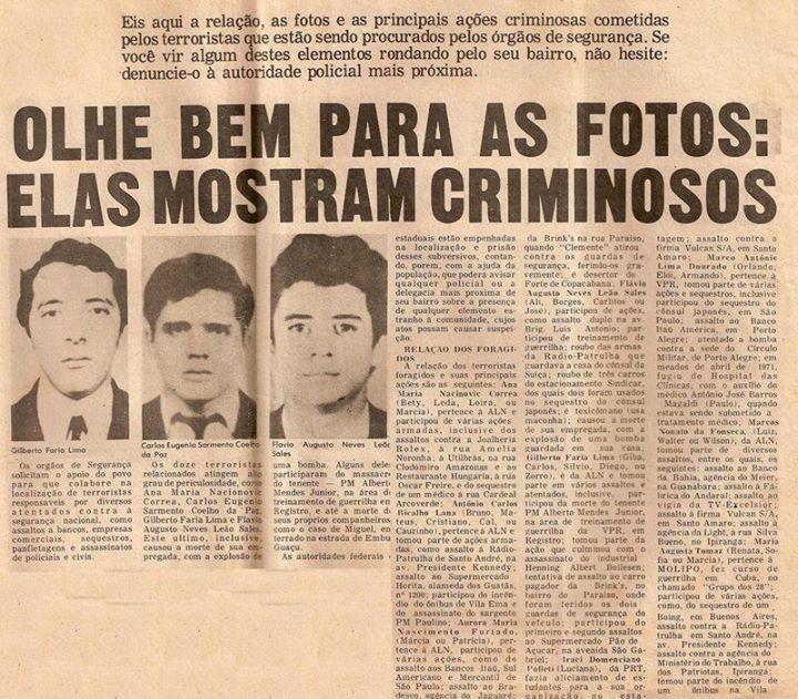 52 cosas que no sabías sobre la dictadura militar brasileña   – Ditadura e história do Brasil
