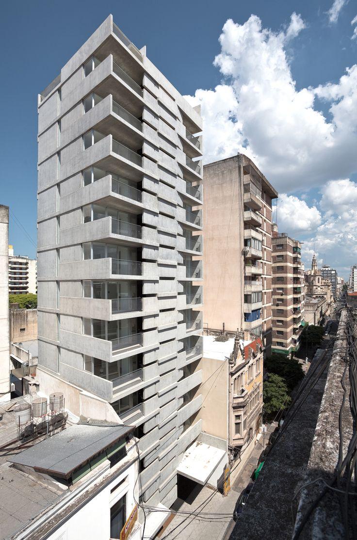 Edificio Maipú / Nicolás Campodonico