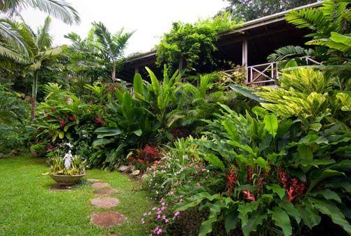 Hunte's Gardens - Barbados, West Indies, Caribbean Islands