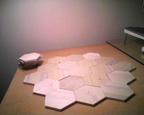 Tutorial to make your own wooden Settlers of Catan board.