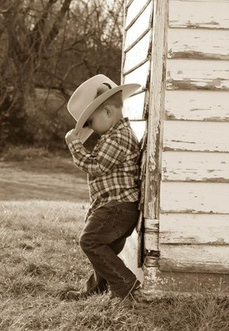 Cute little Kansas cowboy! Contest: Cowboys and Cowgirls | CJOnline.com