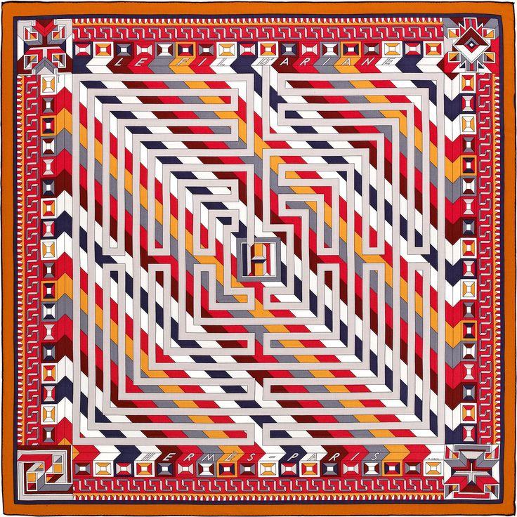 shawl herms le fil dariane