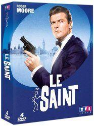 Le Saint - Coffret 4 DVD - Épisodes couleurs