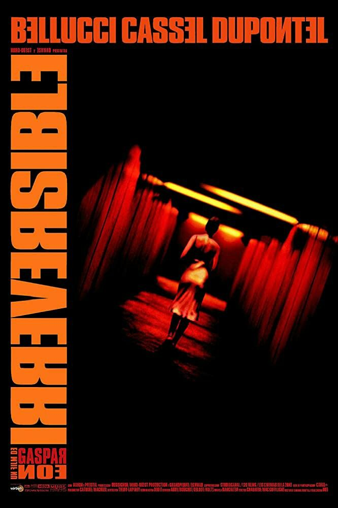 Irreversible Yon Gaspar Noe 2002 In 2020 Movie Soundtracks Full Movies Online Free Movies