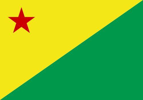 Acre Flag.