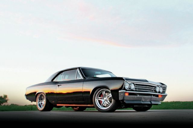 ABC Performances Pro Touring 1966 1967 Chevy Chevelle