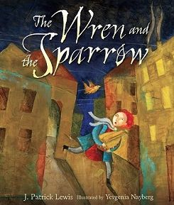 An old man, known as the Wren, plays his hurdy-gurdy, and with the help of his student, the Sparrow, brings hope and inspiration to the people of a small Polish town during the Holocaust. When the Nazis come to take the town's musical instruments, the Wren asks for one last song, and when his hurdy-gurdy is taken, it is up to the Sparrow to save it and ensure that the day is remembered forever. Includes an Afterword with history of the Lodz Ghetto street musicians who inspired this story.