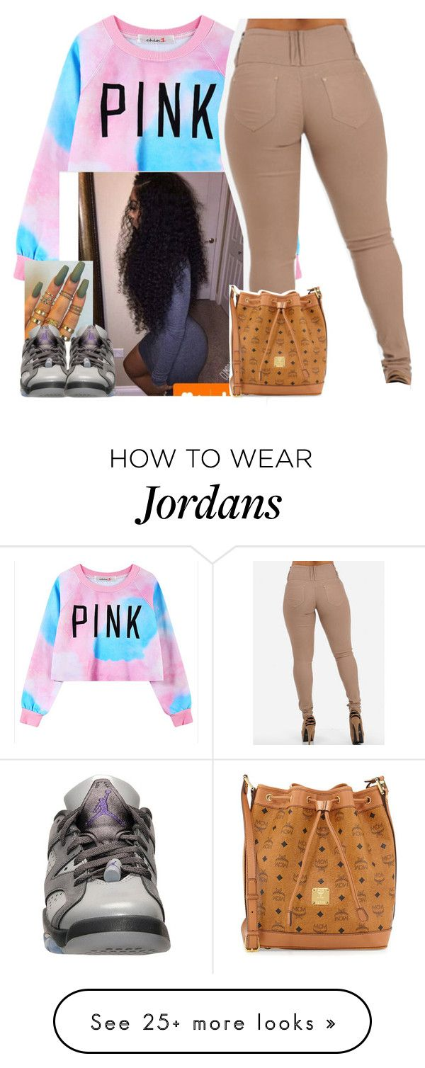"""School-Me ✨"" by newtrillvibes on Polyvore featuring Chicnova Fashion, NIKE and…"